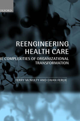 Reengineering Health Care by Terry McNulty image
