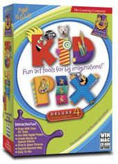 Kid Pix Studio 4 Deluxe for PC Games