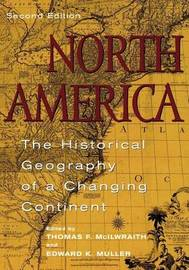 North America by Thomas F. McIlwraith image