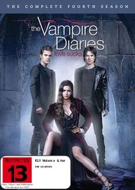 The Vampire Diaries - The Complete Fourth Season on DVD
