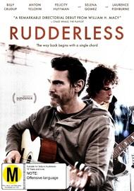 Rudderless on DVD