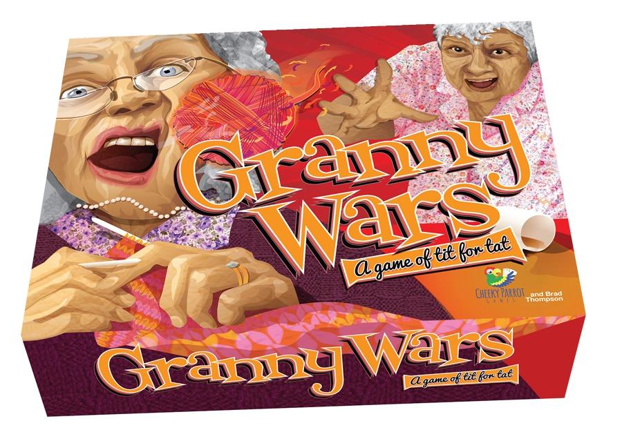 Granny Wars image