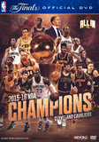 NBA: 2016 Champions - Cleveland Cavaliers on DVD