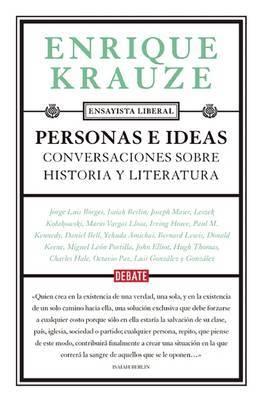 Personas E Ideas (Obra Reunida #1) / People and Ideas #1 by Enrique Krauze image