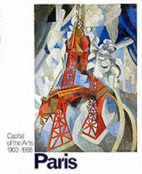Paris: Capital of the Arts by Sarah Wilson image