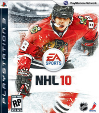 NHL 10 for PS3