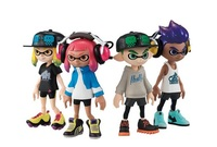 Splatoon 2: Dress Up Gear Collection - Minifigure