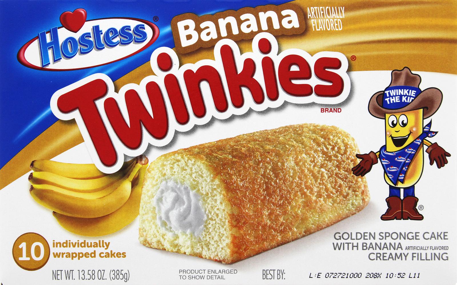 Hostess Twinkies Banana (10 Pack) image