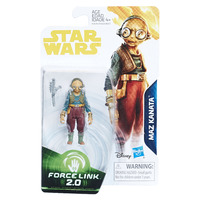 Star War: Force Link 2.0 Figure - Maz Kanata