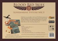 Blood Red Skies: British Spitfire - Squadron