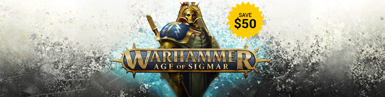 Age of Sigmar 2nd Edition is out now!