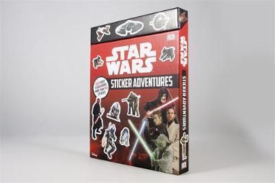 Star Wars Sticker Adventures - Boxed Set by DK