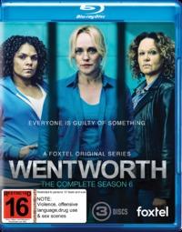 Wentworth: Season 6 on Blu-ray