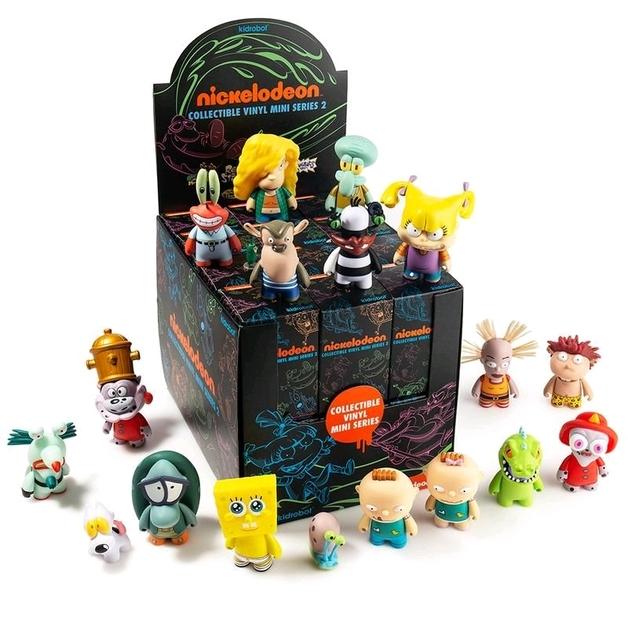 Kidrobot: Nickelodeon 90's - Mini-Figure (Blind Box)