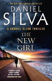 The New Girl by Daniel Silva image