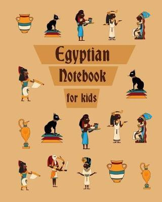 Egypt Notebook for Kids by Kiddo Teacher Prints