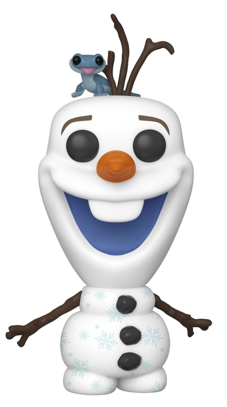 Frozen 2: Olaf & Bruni - Pop! Ride Figure