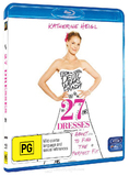 27 Dresses on Blu-ray