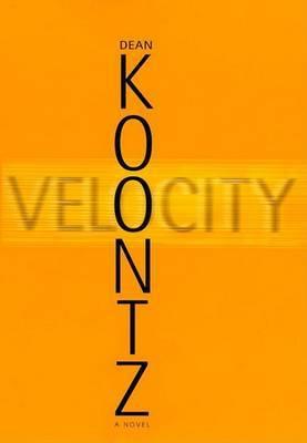 Velocity by Dean Koontz image