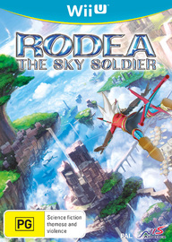 Rodea: The Sky Soldier for Wii U
