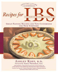 Recipes for IBS by Ashley Koff image