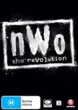 WWE: NWO: The Revolution on DVD