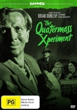 Hammer Horror - The Quatermass Xperiment on DVD