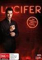 Lucifer: The Complete First Season on DVD