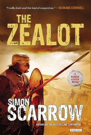 The Zealot by Simon Scarrow
