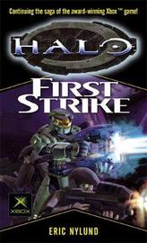 Halo: First Strike (Bk 3) by Eric S Nylund