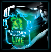 Live At Worlds End (CD/DVD) by Rapture Ruckus image