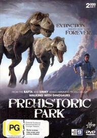 Prehistoric Park (2 Disc Set) on DVD image