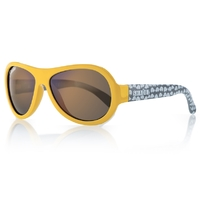 Shadez: Designers Kids Sunglasses - Elephant Yellow (0-3 Years)