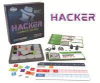 Thinkfun: Hacker - Cyber Security Logic Game