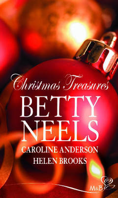 Christmas Treasures by Betty Neels image