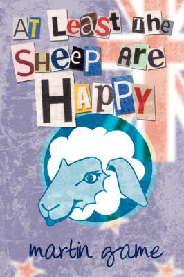 At Least the Sheep are Happy by Martin Game image
