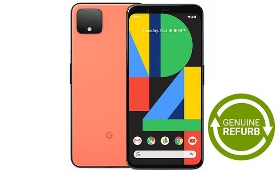 Google Pixel 4 XL 64GB Orange - Refurbished [Grade A]