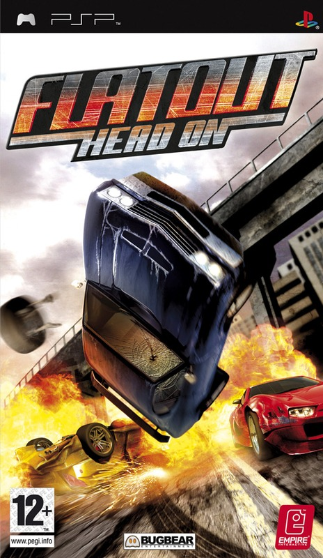 FlatOut: Head On for PSP