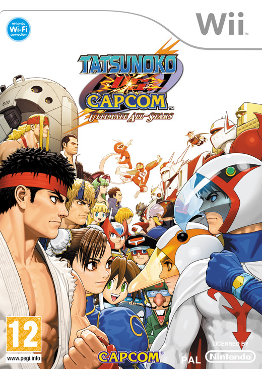 Tatsunoko vs. Capcom: Ultimate All-Stars for Nintendo Wii