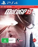 Moto GP 15 Day 1 Edition for PS4