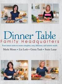 Dinner Table by The Epelbaum Sisters image