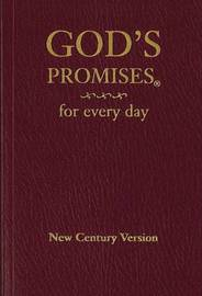 God's Promises for Every Day by Jack Countryman image