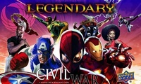 Legendary: Civil War - Card Game