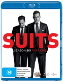 Suits - Season 6 Part 1 on Blu-ray