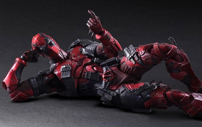 Marvel Universe: Deadpool - Variant Play Arts Kai Figure image
