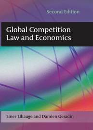 Global Competition Law and Economics by Einer Elhauge