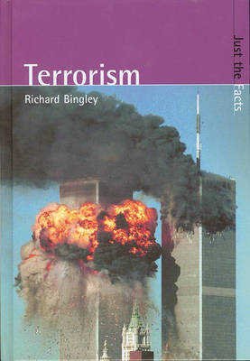 Just the Facts: Terrorism Paperback image