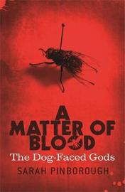 A Matter Of Blood by Sarah Pinborough image