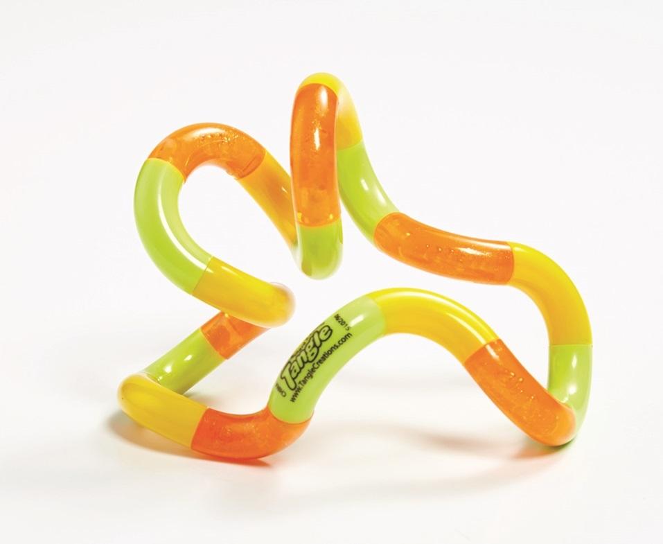 Tangle: Junior Classic - Neon & Sparkle (Assorted Colours) image