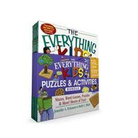 The Everything Kids' Puzzles & Activities Bundle by Beth L Blair